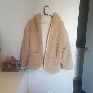 Jackets & Blazers - Reversible teddy bear jacket